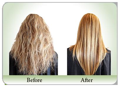 kreatin till håret